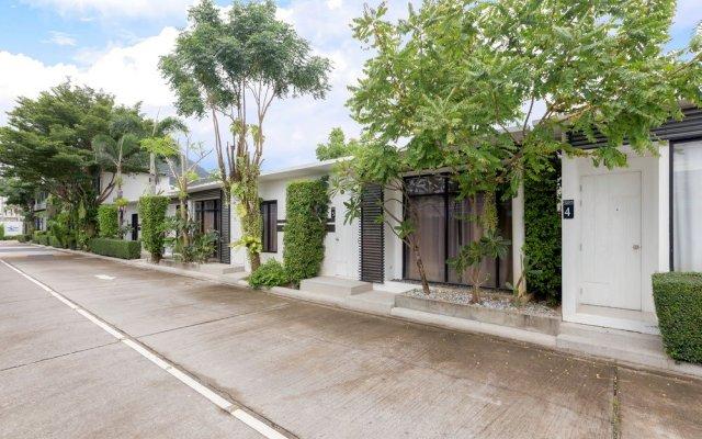 Апартаменты The Regent Phuket Serviced Apartment Kamala Beach собственный двор