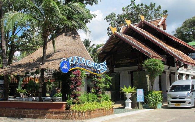 Отель Kata Garden Resort популярное изображение