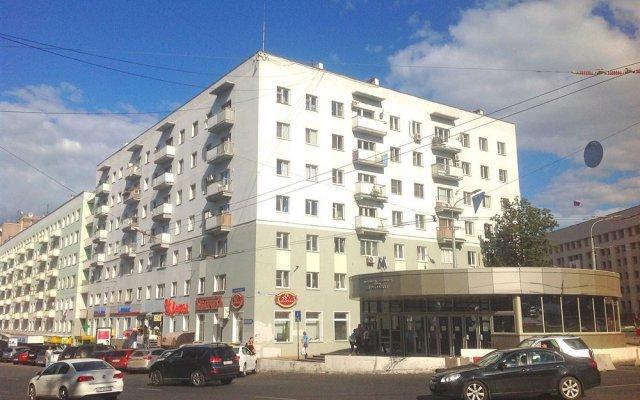Апартаменты Apartment On Gorkogo 80 1 вид на фасад
