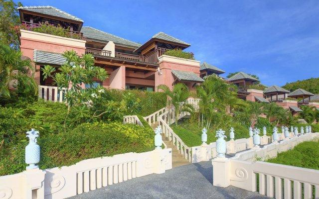 Отель Fair House Villas & Spa Самуи комната для гостей