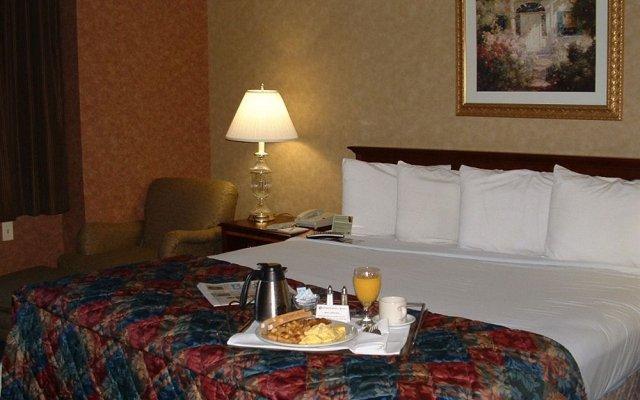 Chicago O\'Hare Garden Hotel 1