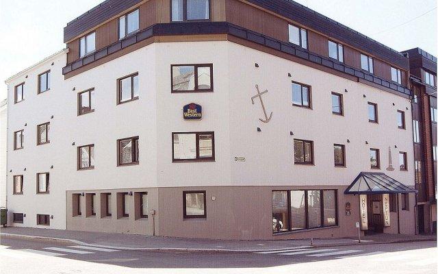Отель Hotell Neptun Haugesund Норвегия, Гаугесунн - отзывы, цены и фото номеров - забронировать отель Hotell Neptun Haugesund онлайн вид на фасад