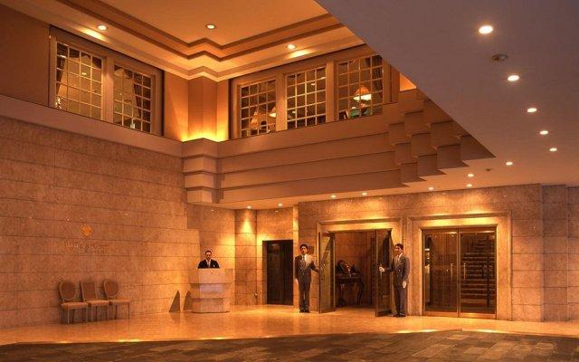 Отель Seiyo Ginza Япония, Токио - отзывы, цены и фото номеров - забронировать отель Seiyo Ginza онлайн вид на фасад