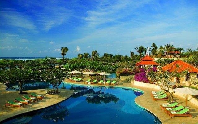 Отель Grand Hyatt Bali бассейн