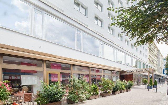 Отель Sorat Ambassador Berlin экстерьер