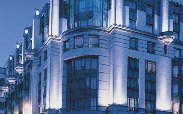 Radisson Blu Royal Hotel Brussels фасад