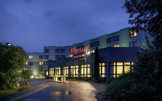 Mercure Hotel Frankfurt Airport фасад