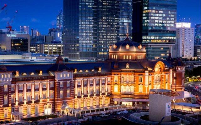 The Tokyo Station Hotel вид на фасад