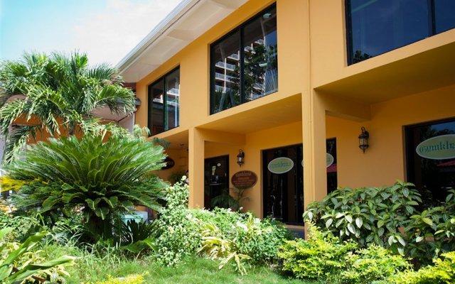Отель Wyndham Kingston Jamaica вид на фасад