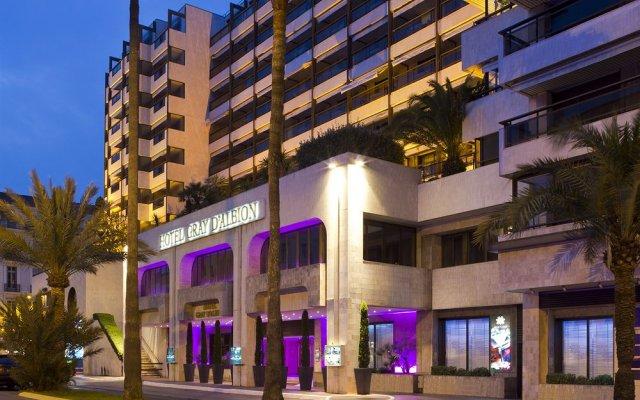 Hôtel Barrière Le Gray d'Albion 0