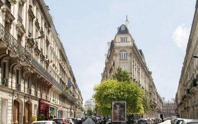 Hotel Berne Opera Paris France