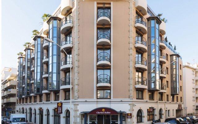 Clarion Suites Cannes Croisette 0