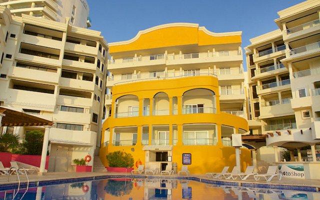 Отель Nyx Cancun All Inclusive Мексика, Канкун - 2 отзыва об отеле, цены и фото номеров - забронировать отель Nyx Cancun All Inclusive онлайн открытый бассейн