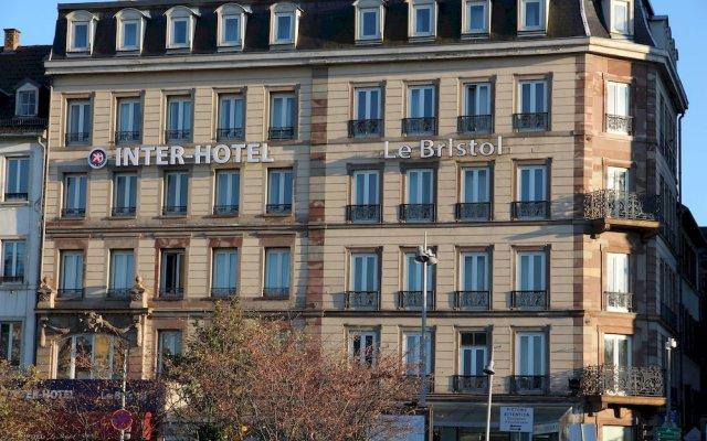 inter hotel strasbourg gare le bristol strasbourg france zenhotels. Black Bedroom Furniture Sets. Home Design Ideas