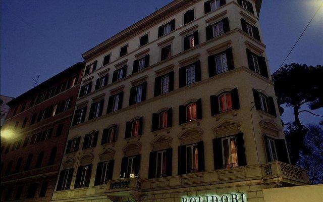 Hotel Gambrinus вид на фасад