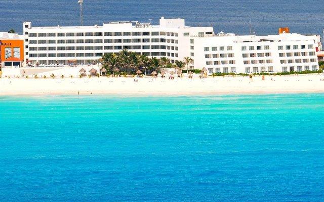 Отель Flamingo Cancun Resort Мексика, Канкун - отзывы, цены и фото номеров - забронировать отель Flamingo Cancun Resort онлайн пляж