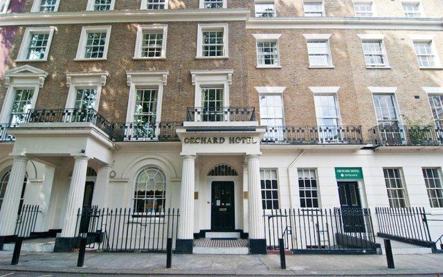 Отель Orchard Великобритания, Лондон - 4 отзыва об отеле, цены и фото номеров - забронировать отель Orchard онлайн вид на фасад