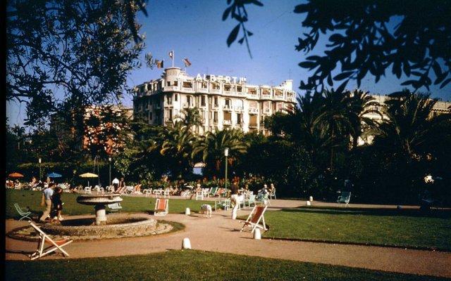 Albert 1'er Hotel Nice, France экстерьер