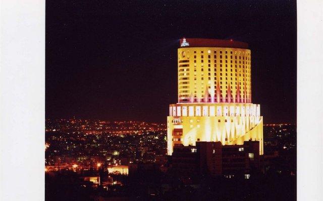 Отель Le Royal Hotels & Resorts - Amman вид на фасад