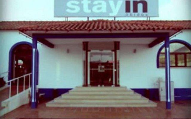 Отель Stay in Obidos вид на фасад