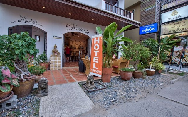 Hacienda Fisherman S Village Koh Samui Koh Samui Thailand Zenhotels
