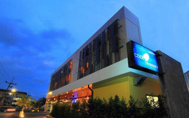Отель Cool Residence фасад