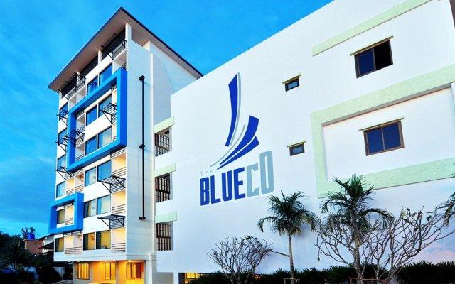 The BluEco Hotel вид на фасад