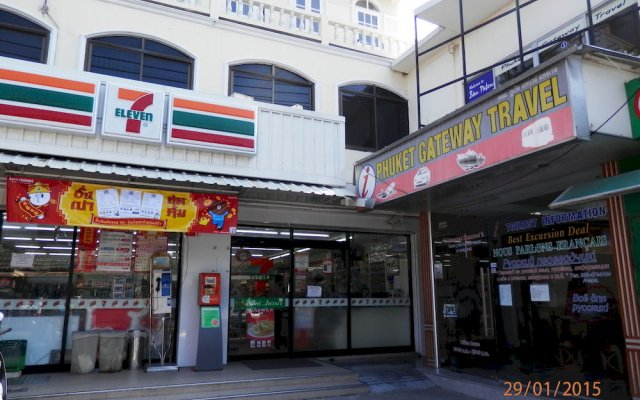 Отель Ban Patong Residence экстерьер