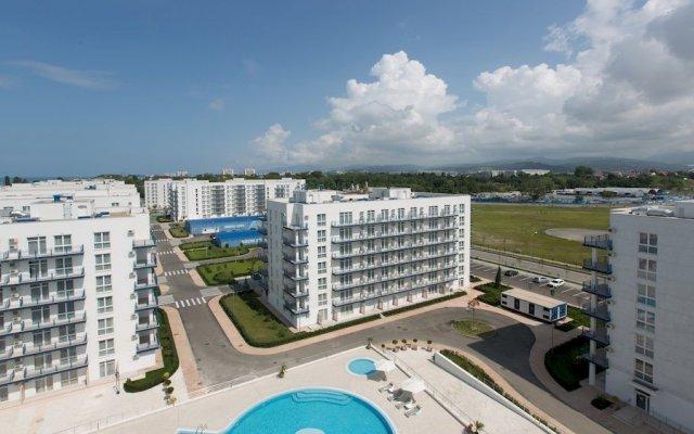 Апарт-отель Имеретинский —Прибрежный квартал бассейн
