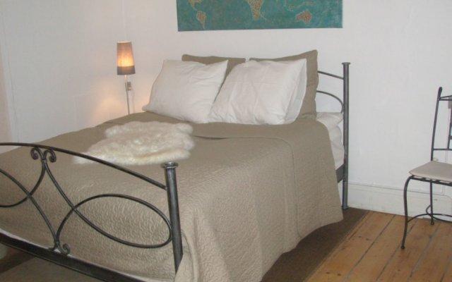 Апартаменты Helgesvej Apartment комната для гостей
