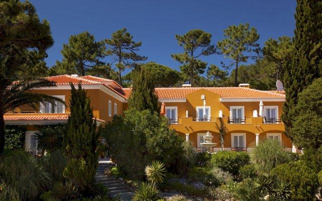 Бутик-отель Senhora da Guia Cascais вид на фасад
