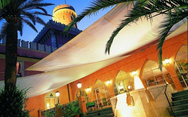 Отель Torre Cambiaso Италия, Генуя - отзывы, цены и фото номеров - забронировать отель Torre Cambiaso онлайн вид на фасад