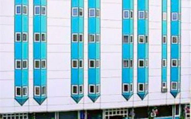 Verda Hotel вид на фасад