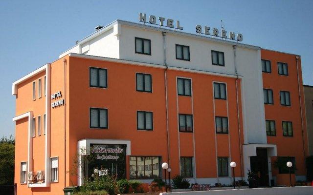 Отель Sereno Италия, Рубано - отзывы, цены и фото номеров - забронировать отель Sereno онлайн вид на фасад