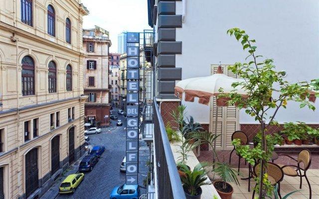 Via Sedile Di Porto 51.Hotel Del Golfo Naples Italy Zenhotels