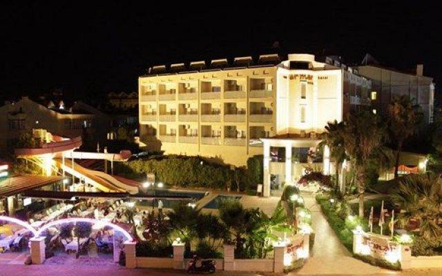Club Armar Hotel Кумлюбюк вид на фасад