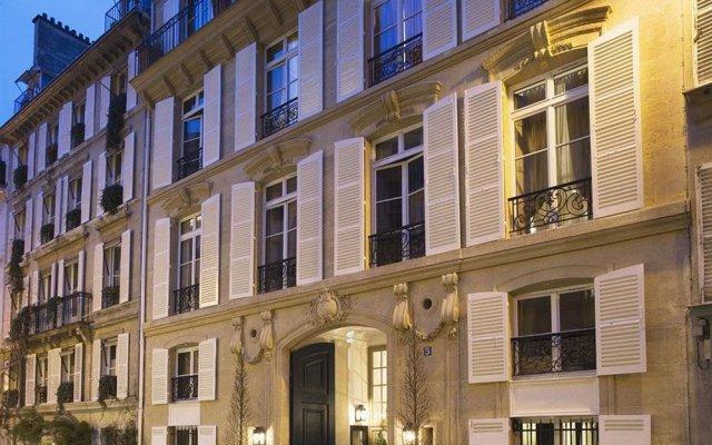 Отель Hôtel Saint Vincent вид на фасад