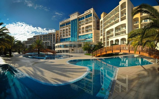 Hotel Splendid Conference and Spa Resort вид на фасад
