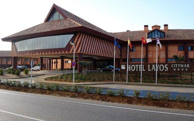 Отель Vita Toledo Layos Golf вид на фасад