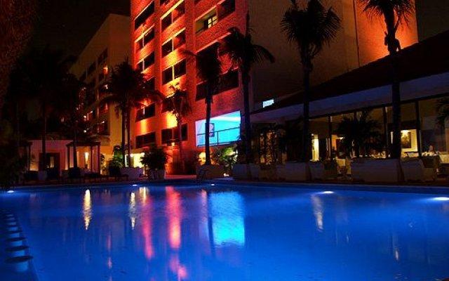 Отель Sens Cancun Мексика, Канкун - отзывы, цены и фото номеров - забронировать отель Sens Cancun онлайн бассейн