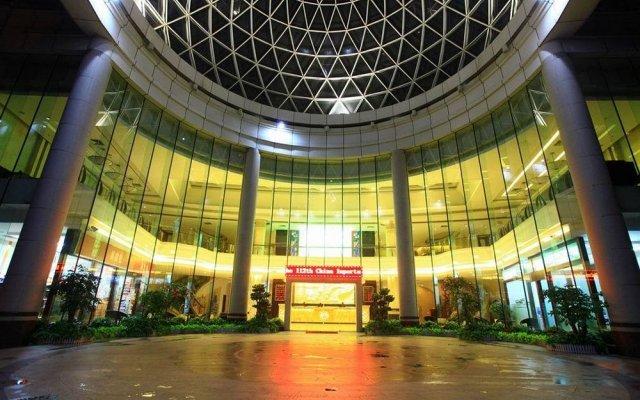 Nan Guo Hotel вид на фасад
