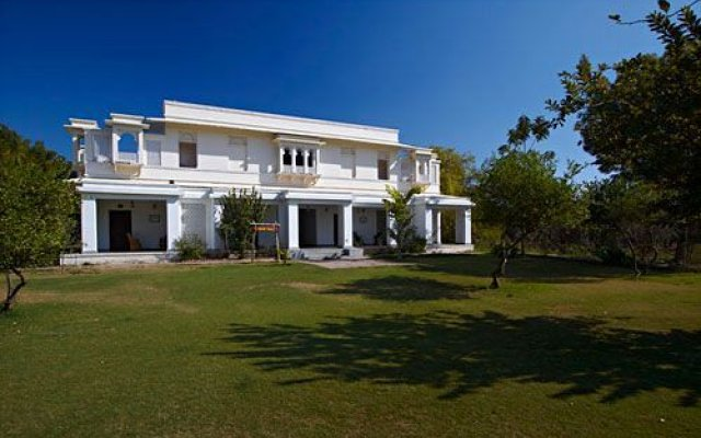 Alwar Bagh Sariska by Aamod Resorts in Alwar, India from 113$, photos, reviews - zenhotels.com hotel front