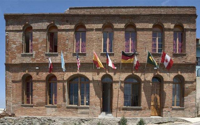 Отель Klass Hotel Италия, Кастельфидардо - отзывы, цены и фото номеров - забронировать отель Klass Hotel онлайн вид на фасад