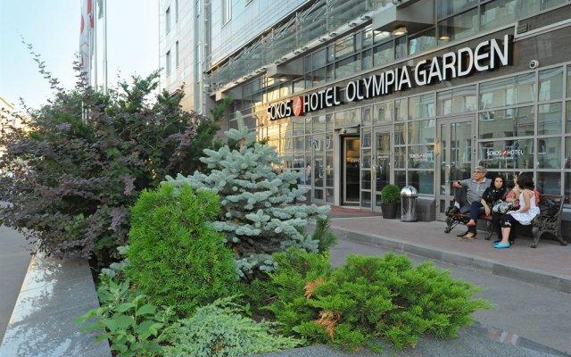 Гостиница Sokos Olympia Garden