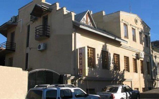 Отель Victoria Royal вид на фасад