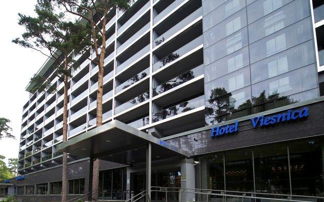 Jurmala SPA Hotel вход в здание