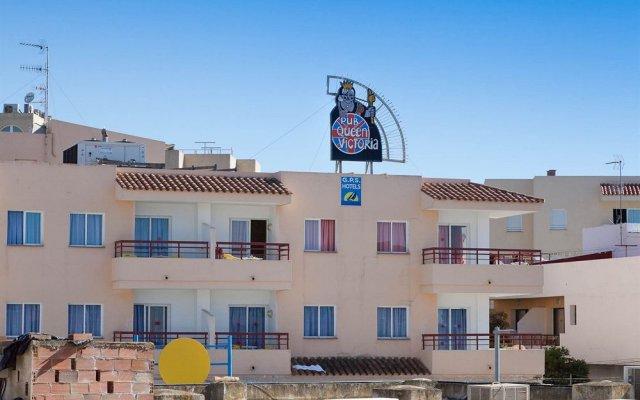 OK Hotel Bay Ibiza вид на фасад
