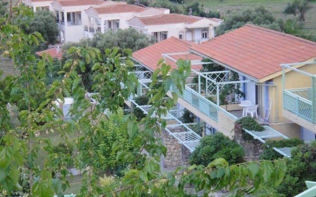 Отель Daphne Holiday Club Греция, Халкидики - 1 отзыв об отеле, цены и фото номеров - забронировать отель Daphne Holiday Club онлайн вид на фасад