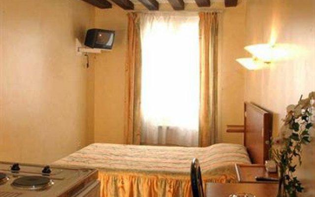Отель Residence Bourgogne сейф в номере