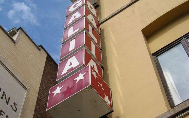 Отель Hostel Galia Бельгия, Брюссель - отзывы, цены и фото номеров - забронировать отель Hostel Galia онлайн вид на фасад